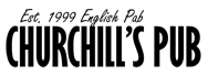 Churchilll Pub Logo